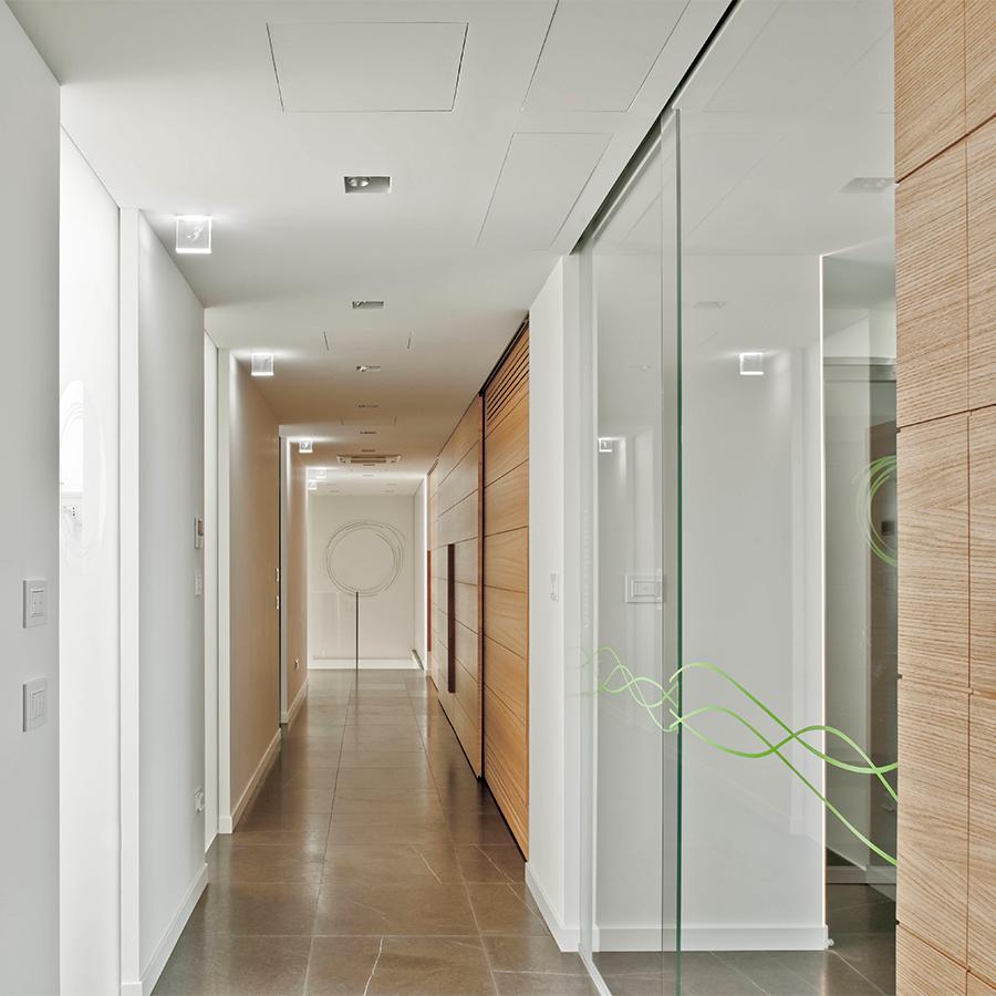 Studio odontoiatrico oliva progetto studio mdca for Arredamento studio odontoiatrico
