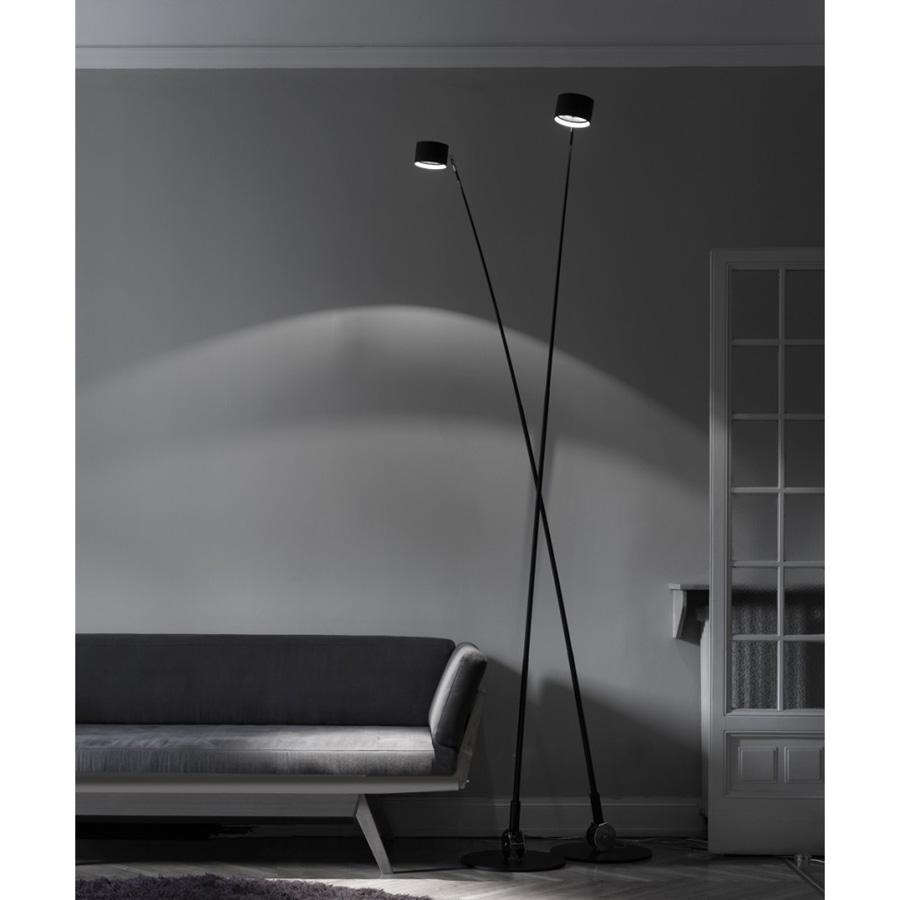 Affordable lampada da terra legno vetro compass cattelan - Lampade a sospensione moderne design ...