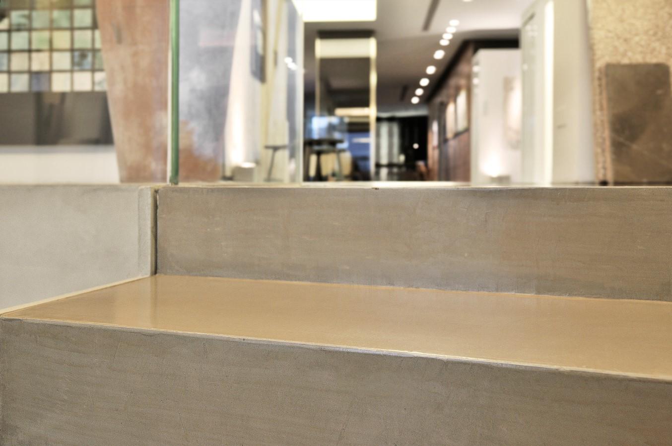 Pavimenti In Cemento Resina : Idee e foto di pavimenti in cemento resina per ispirarti habitissimo