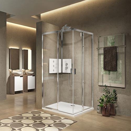 Novellini box doccia arredo bagno brocanelli serra de conti for Novellini arredo bagno