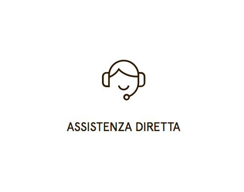 Assistenza diretta - Servizi Brocanelli per Vendita Online
