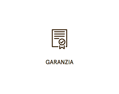 Garanzia - Servizi Brocanelli per Vendita Online